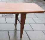 Svante Skogh for Seffle, coffeetable, good quality, 50's, SOLD
