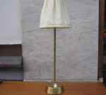 ASEA table lamp, brass, 50's, SOLD 2014-02-07