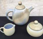 Berndt Friberg Gustavsberg Sweden stoneware service, 3 pcs, Price on request 2020-07-03