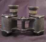 Binoculars, probably 1920-30. Height 13 cm. SOLD