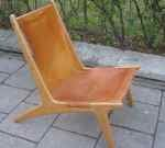 Chair 204, 'Hunting chair', Luxus, SOLD