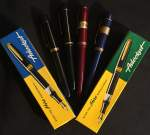 Fountain pens, NOS, ca 60's, 175-225 SEK/item 2019-06-23