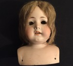 Ernst Heubach Germany D R G M 275-2 porcelain doll's head 1900 SEK 2019-11-10