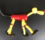 "Hedgehog ""Made in West-Germany Handwork Kunstlerschutz"" 175 SEK 2018-01-22"